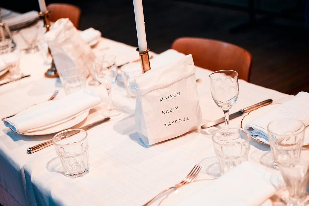 Обед по-парижски: красиво и непринужденно