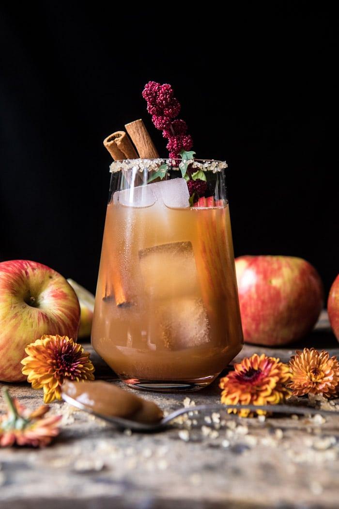 Осенний old fashioned - простой и вкусный коктейль для большой компании