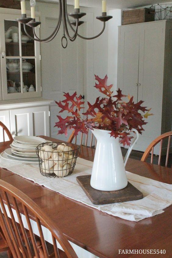 viniette, осенний декор интерьера, композиция, украшение дома, ветки