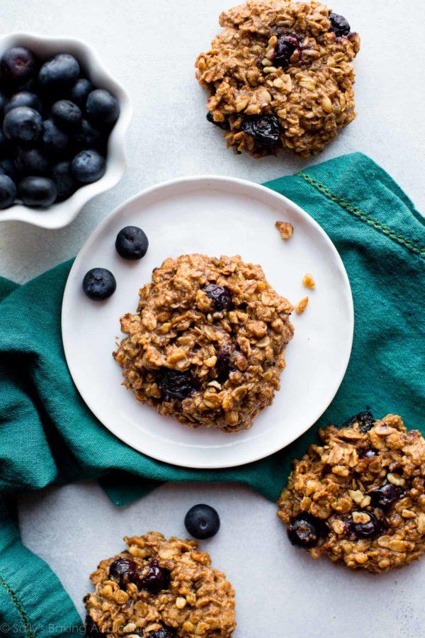 Овсяное печенье к завтраку
