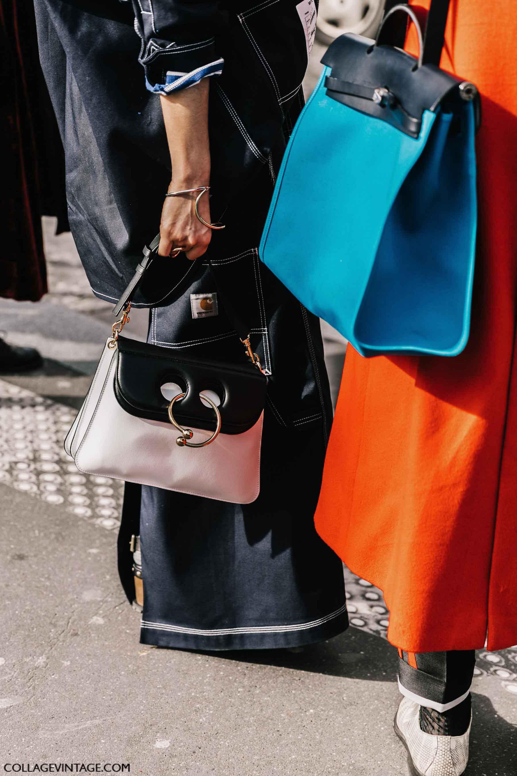 anderson bag, осень-зима 2017, парижский гардероб, parisian chic, parisian street style