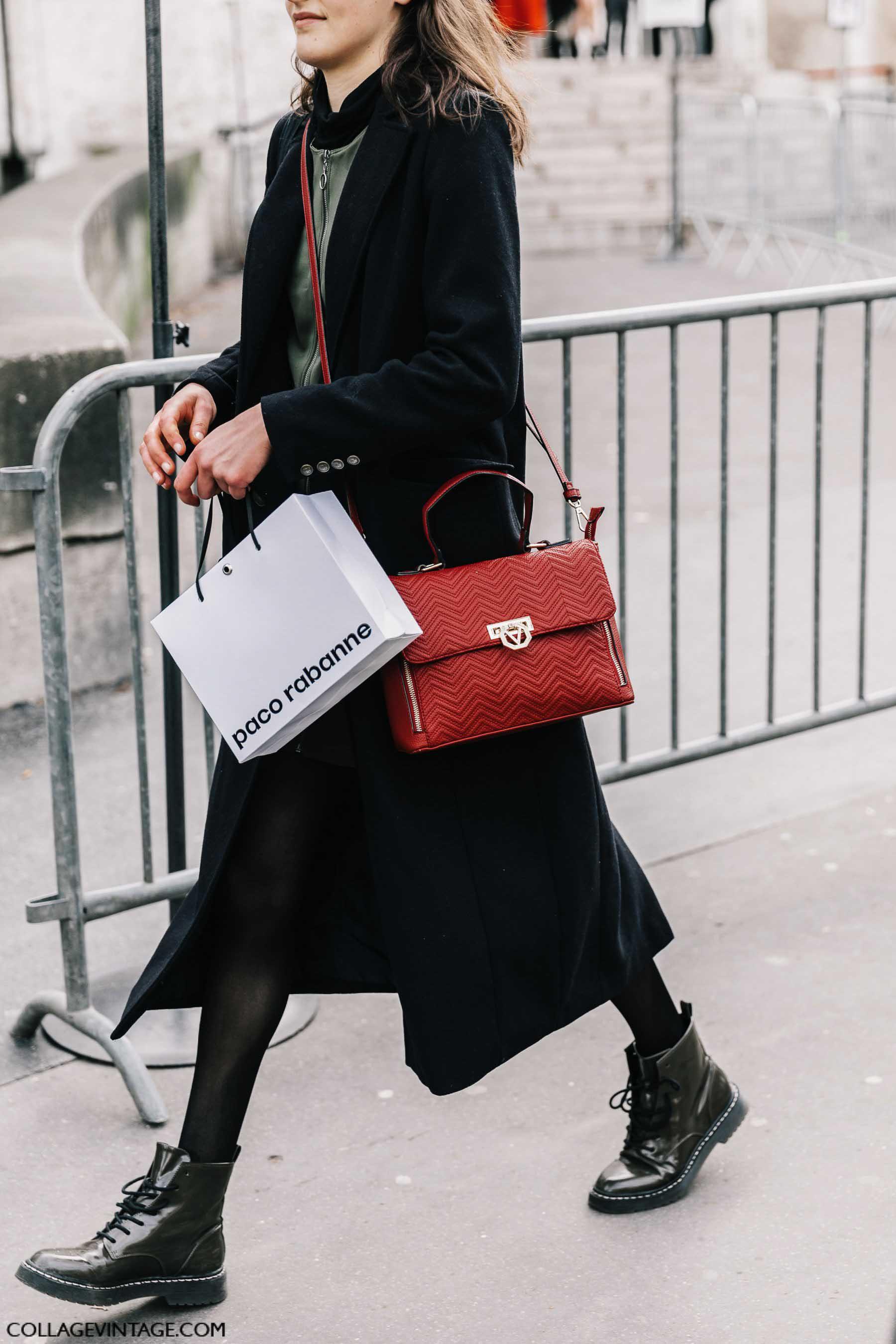 Paris Fashion Week AF 2017: лучший street-style с самой элегантной недели моды
