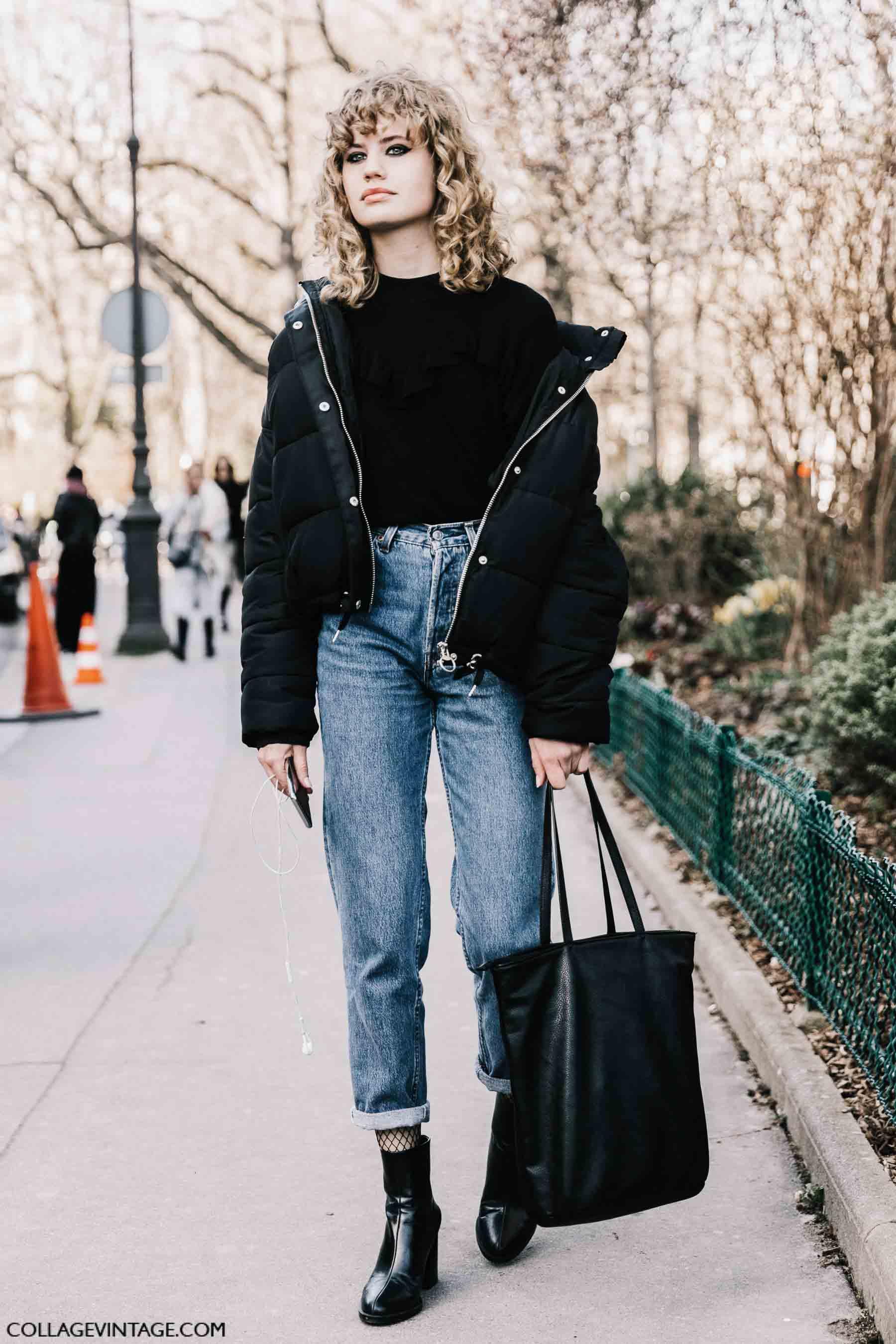 колготки в сеточку, осень-зима 2017, парижский гардероб, parisian chic, parisian street style