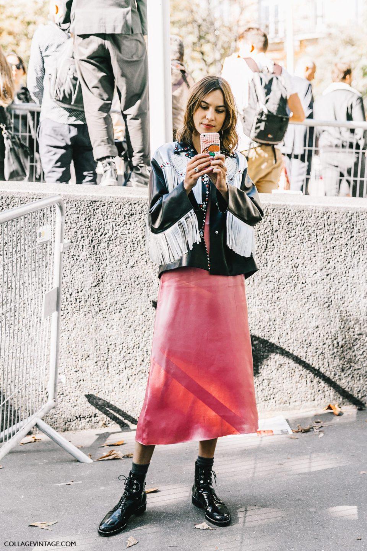 alexa chang, leather skirt, pink, алекса чанг, розовая юбка, кожаная юбка