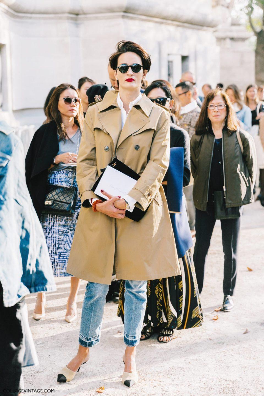 parisian chic, trenchcoat, тренч, парижский стиль