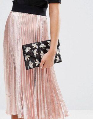 Party-time: какую сумку выбрать (клатч, pochette, over-the-shoulder)