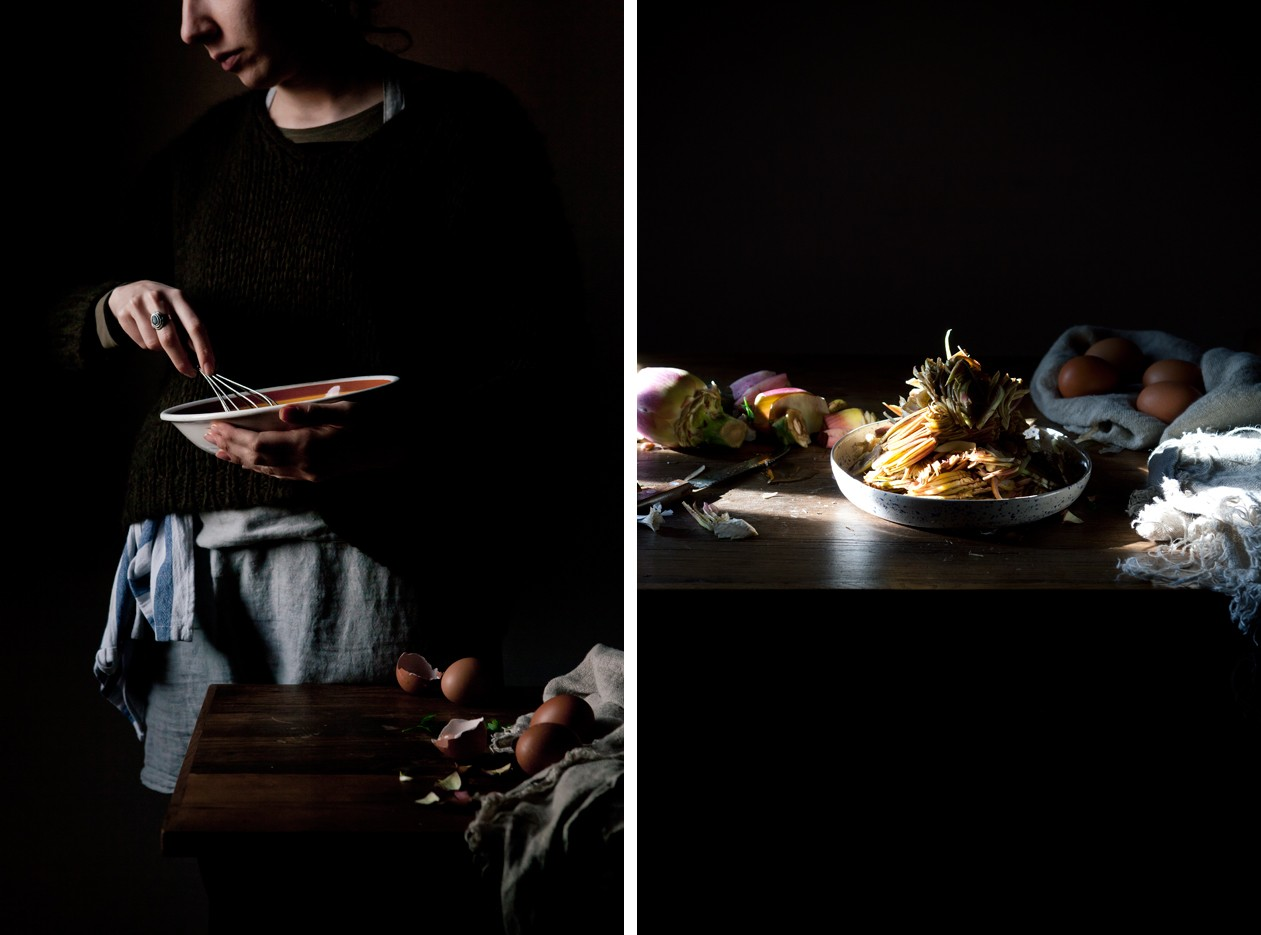 Пасха по-итальянски: сэндвичи с римским омлетом