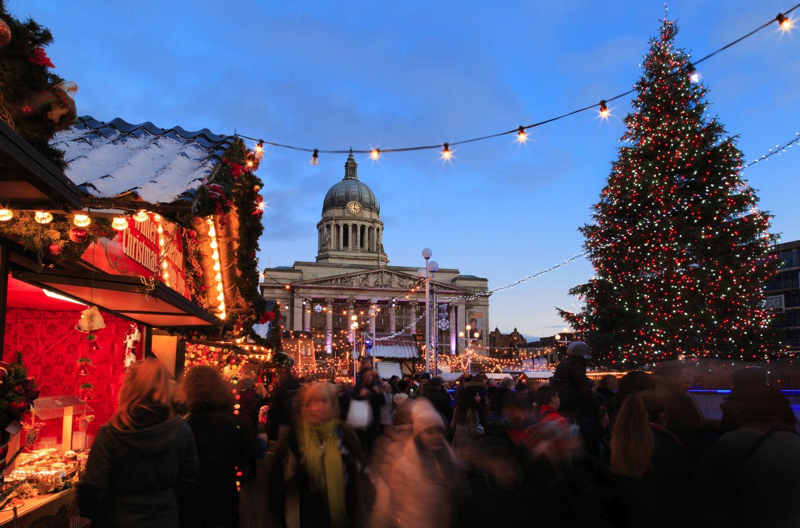 Планы на Рождество: 10 самых красивых рождественских ярмарок Европы