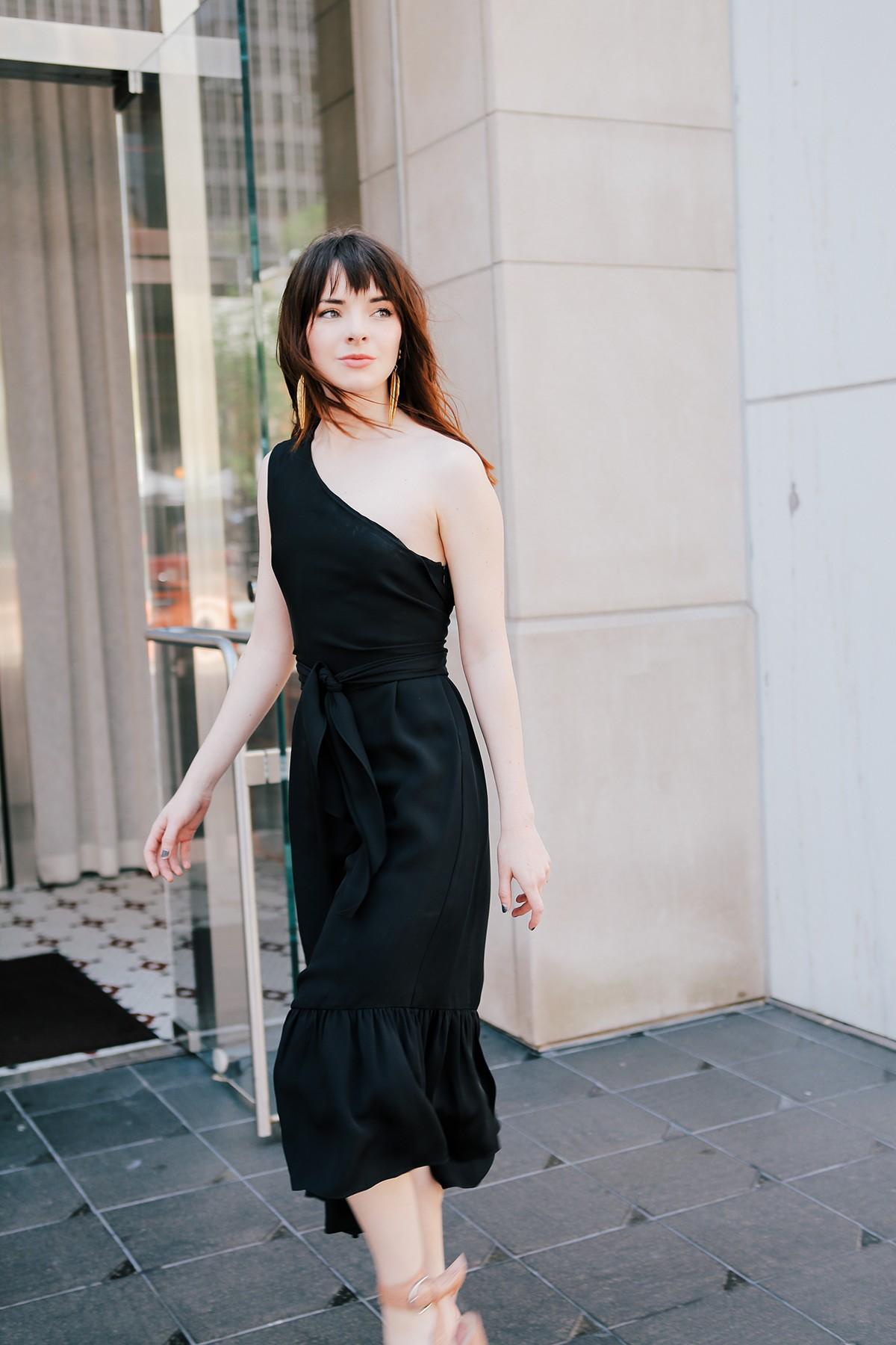 Тренды лето 2017. Как носить платье с запАхом.