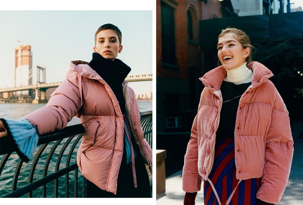 Пуховик 2018: большая и уютная куртка для холодных дней