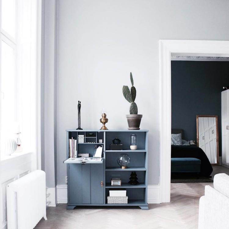 Pure scandy: шведская квартира в приглушенных тонах