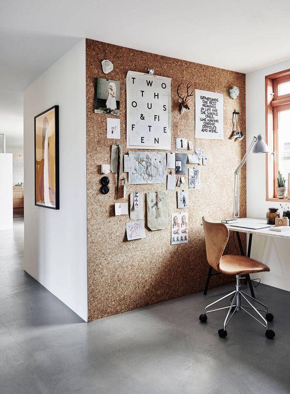 рабочее место, декор, кабинет, working space