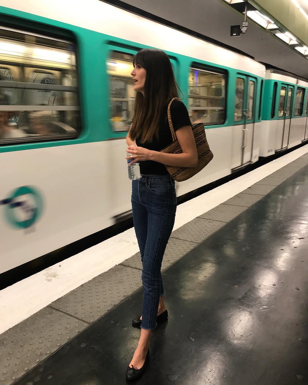Рафинированный парижский стиль: 20 образов Leia Sfez