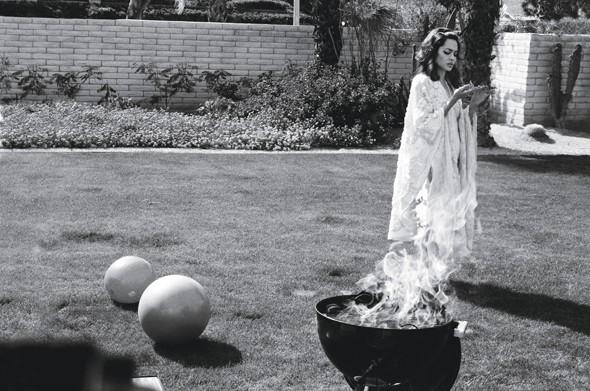 Редкие съемки семейства Джоли-Питт