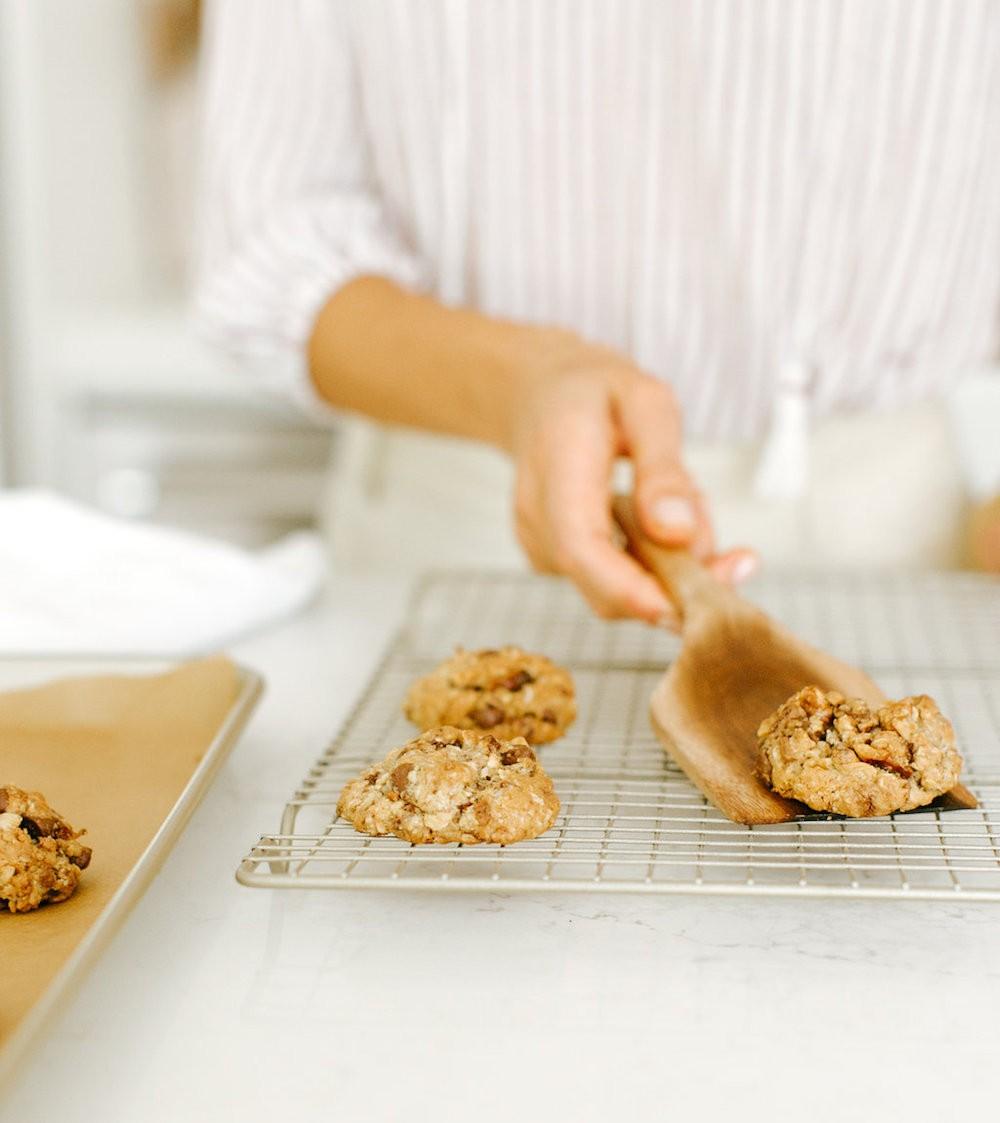 Самое лучшее домашнее печенье в мире: cookies с шоколадной крошкой