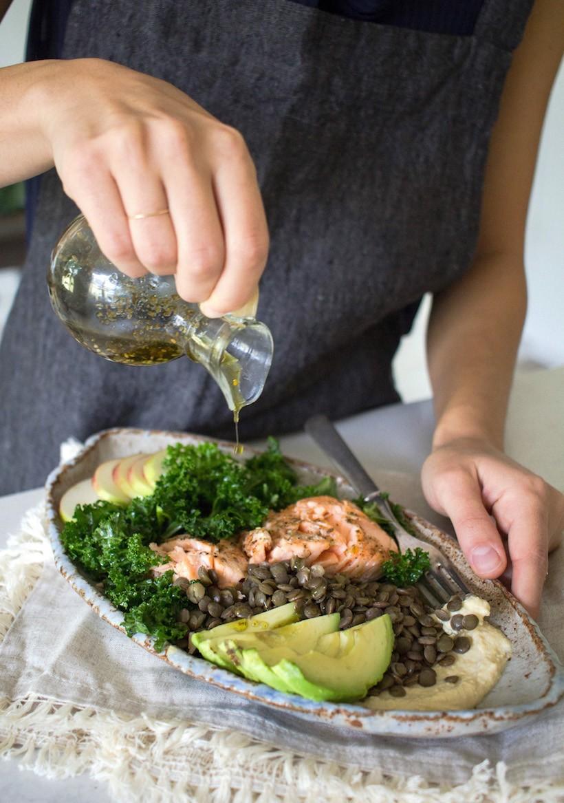Самый правильный салат в мире (который стоит начать есть прямо сейчас)