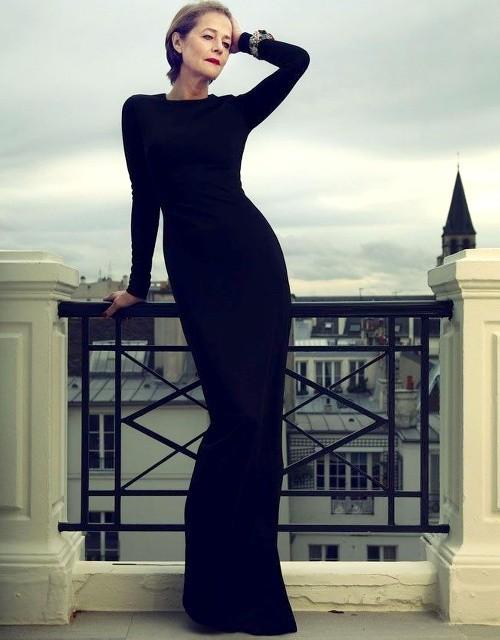 Шарлотта Рэмплинг: парижская икона стиля