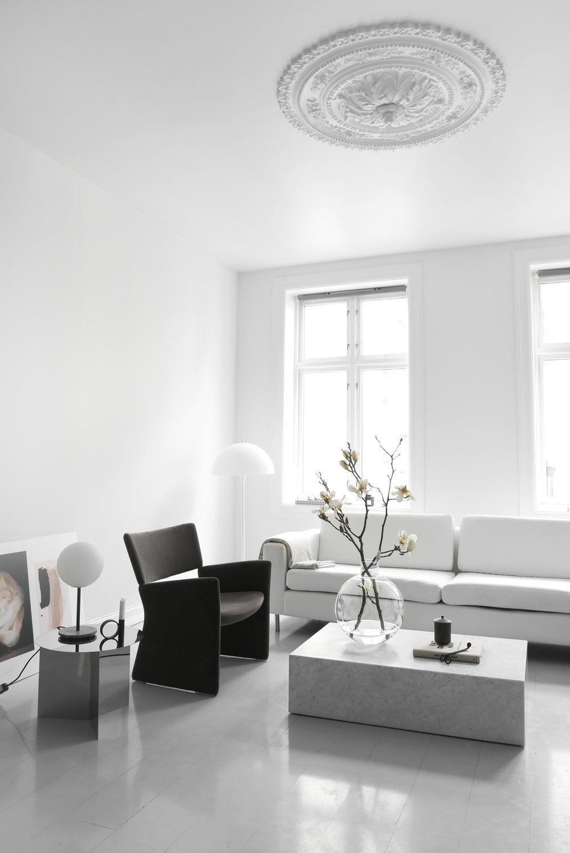 Скандинавский декор: квартира дизайнера в Осло