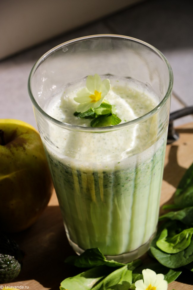 Смузи без сахара: 10 неожиданных продуктов для ваших утренних коктейлей