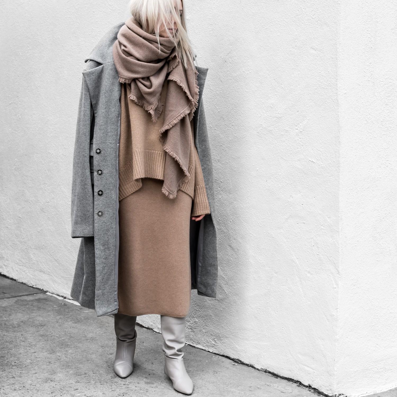 Теплый свитер: модная история от FIGTNY