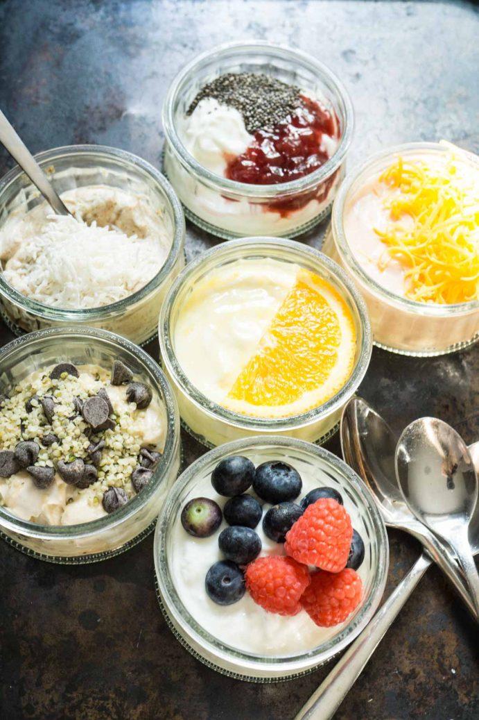 топинг для йогурта - 5 рецептов