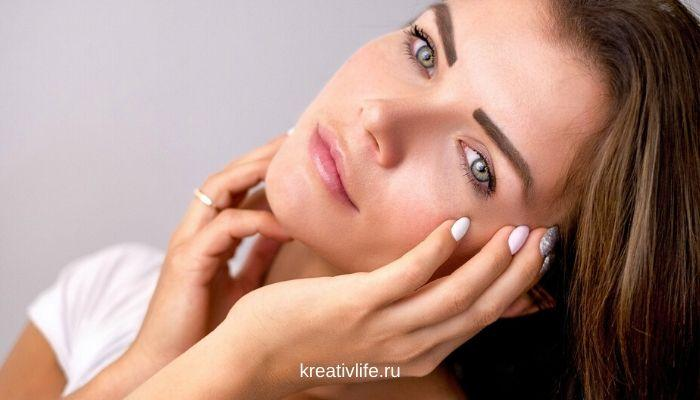 восстановление тусклой и уставшей кожи лица после