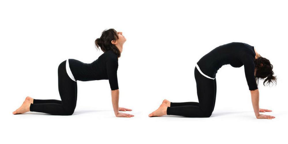 утренняя гимнастика комплекс упражнений для разминки спины