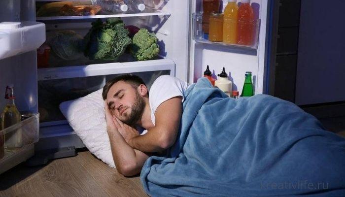 что лучше кушать перед сном, без вреда для здоровья и фигуры