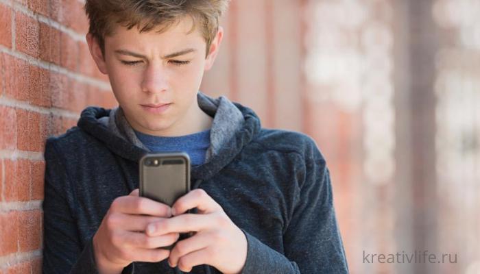 Дети и гаджеты, телефон и ребенок