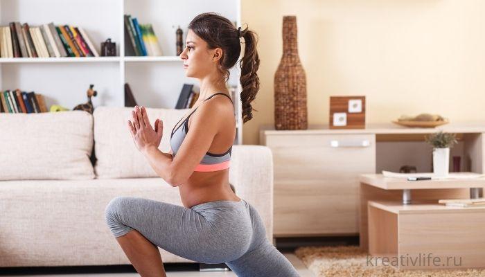 домашние тренировки, секреты проведения