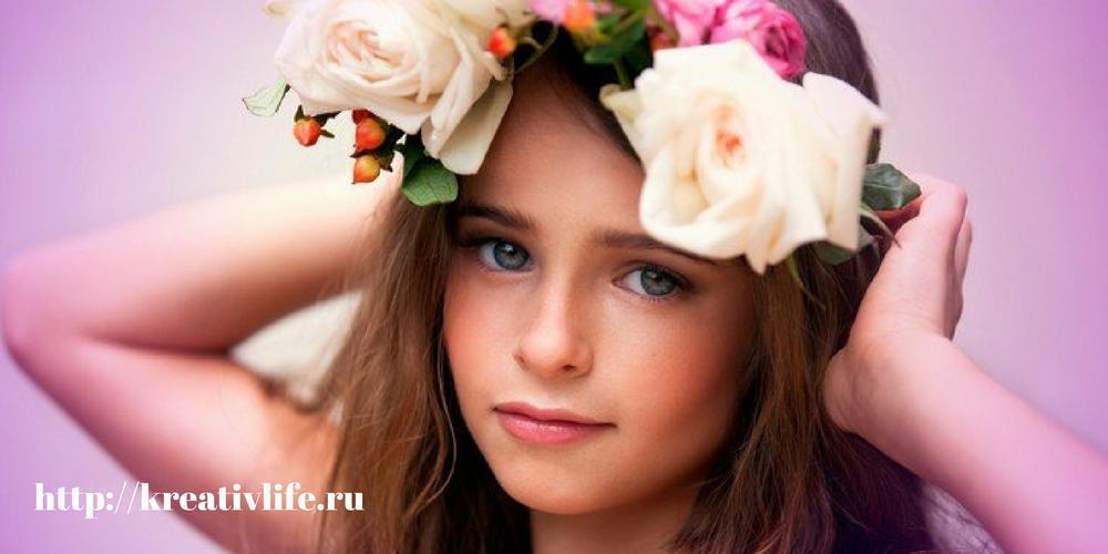 Развитие характера девочки