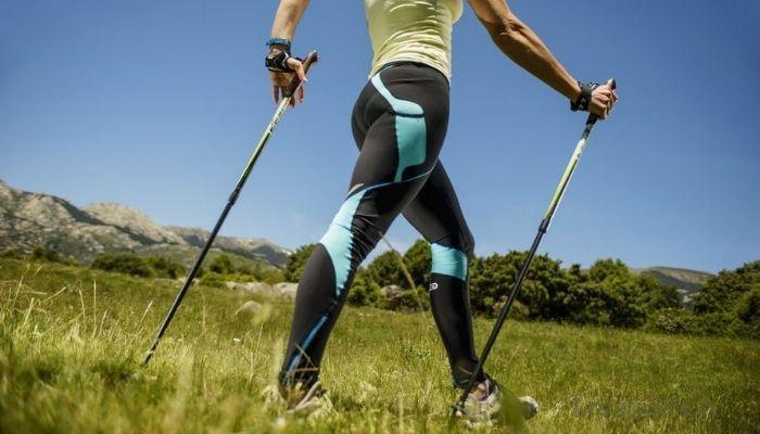 Как правильно заниматься скандинавской ходьбой для похудения?