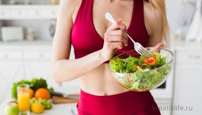 Меню на каждый день: диета для похудения