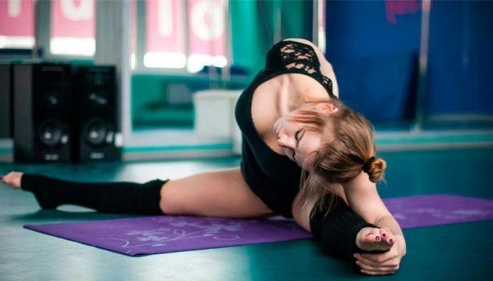 Стретчинг: растяжка для начинающих