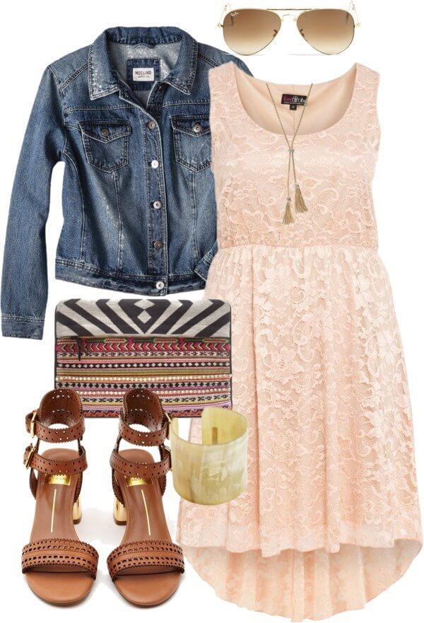 одежда для романтического настроения