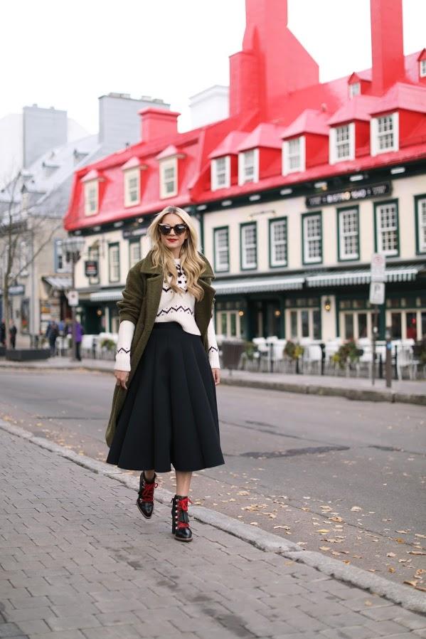 Пальто: 10 образов об блогеров из разных стран