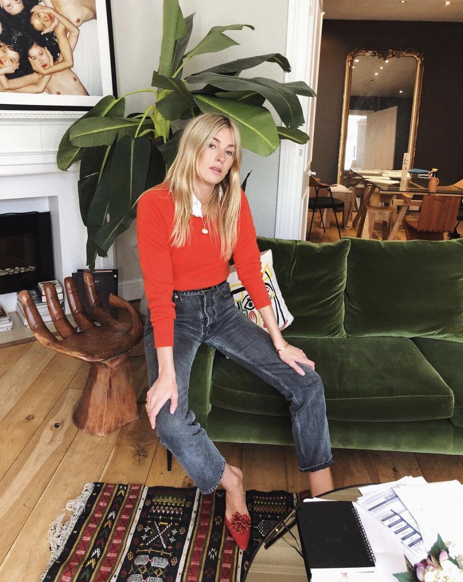 Тренды осень 2018: как и с чем носить джинсы в сентябре