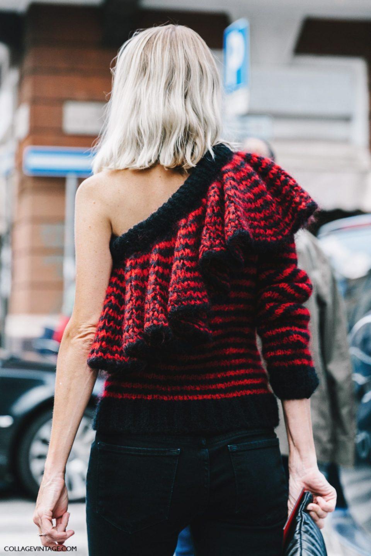 off-the-shoulder winter top, collage-vintage, топ с открытым плечом, милан