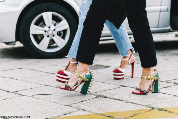 statement shoes, gucci, trends 2017, тренды 2017