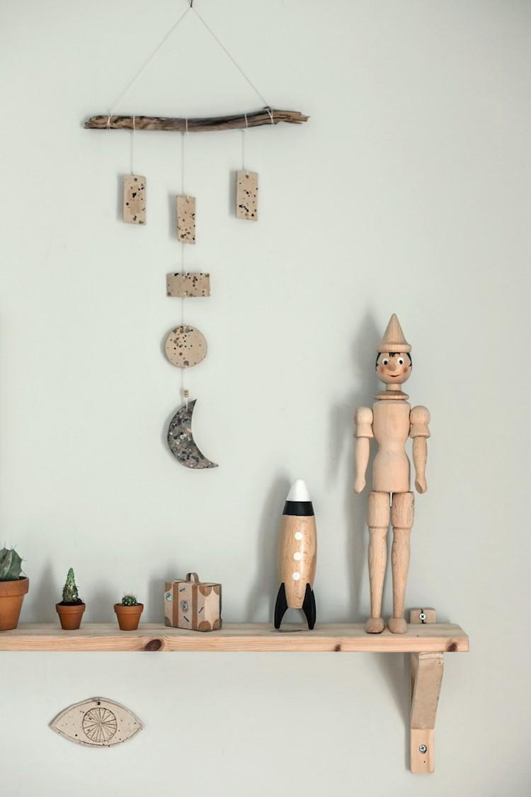 Уютное несовершенство: дом шведского фотографа Anna Malmberg