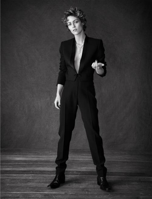 Vanessa Paradis by Matthew Brookes L'Express Styles, May 2014
