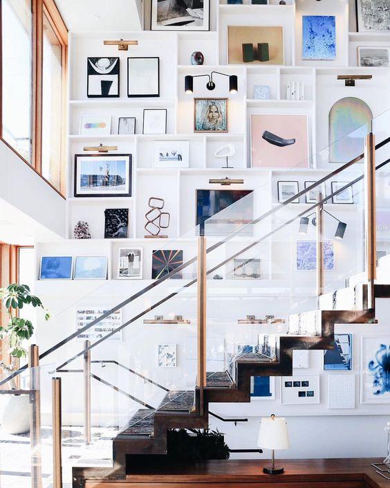 Весенний make-over: 11 идей для вашей настенной галереи