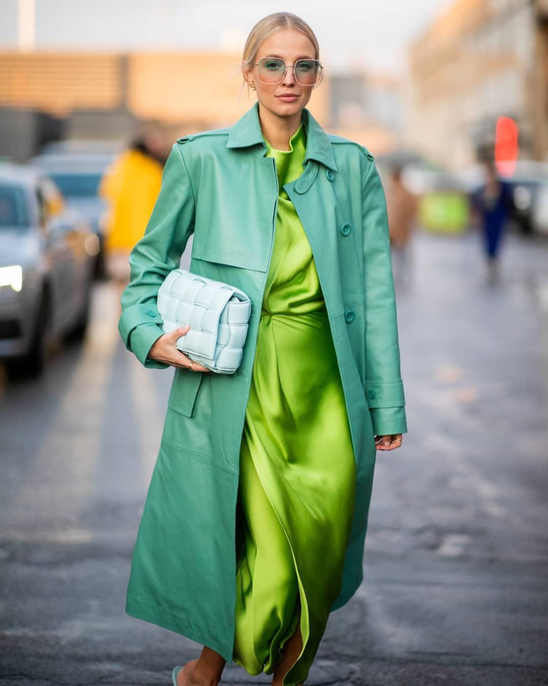 Весна 2020: цветовая палитра нового сезона