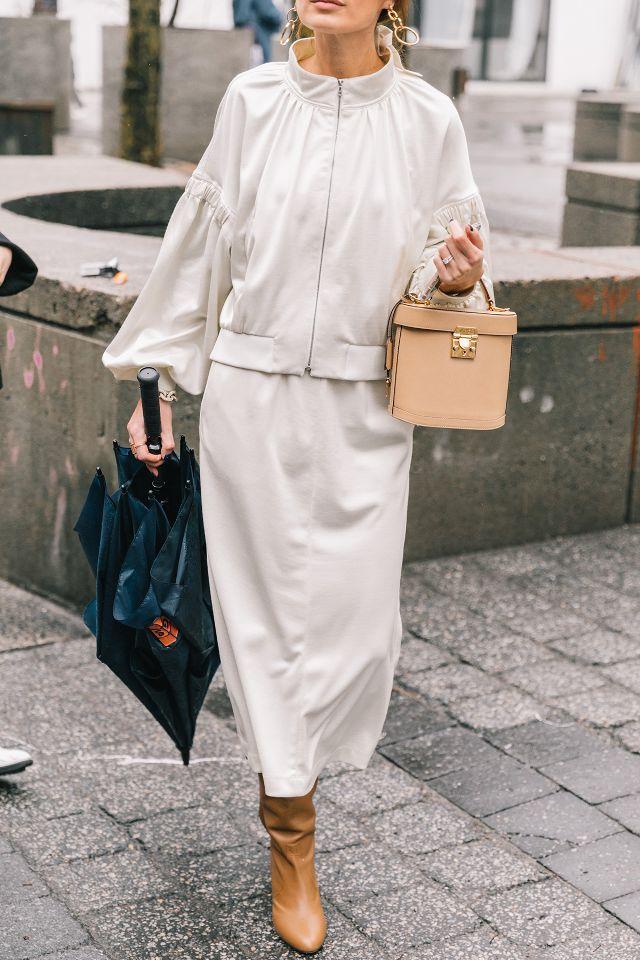 Весна-лето 2018: как носить neutrals