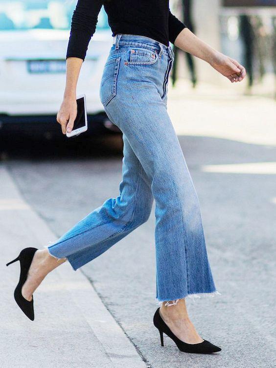 Vintage denim: как добавить характер джинсам (3 приема)