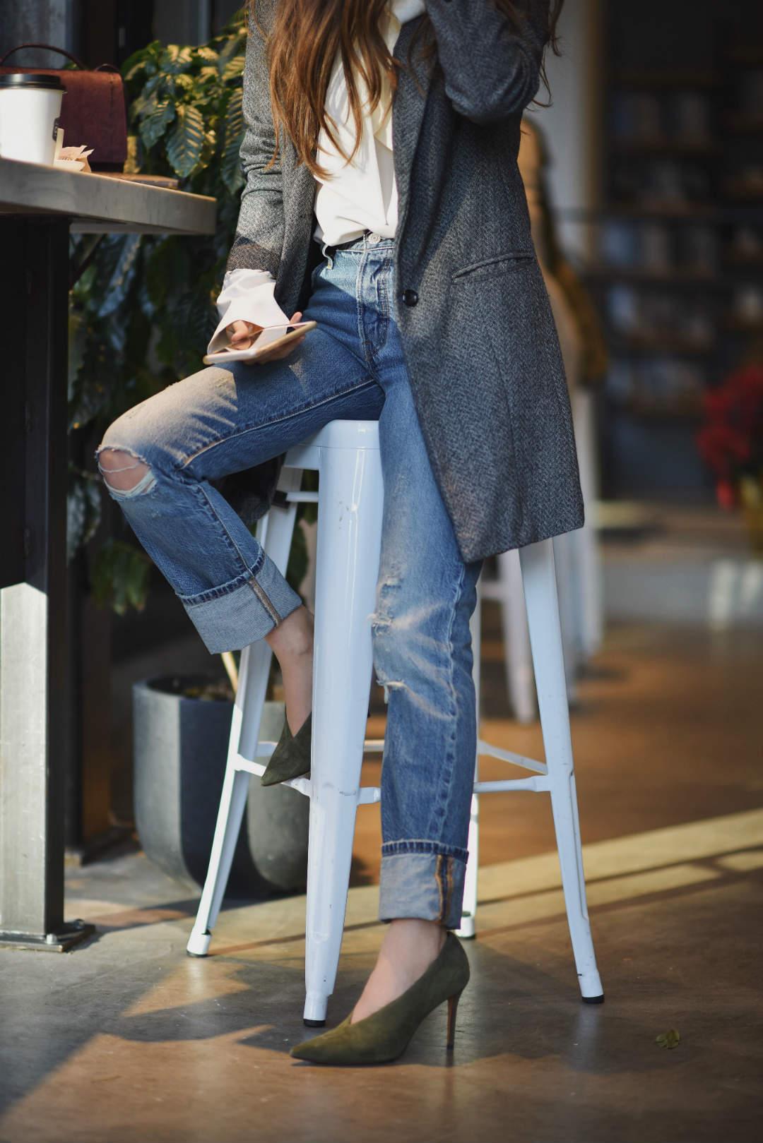 Всего одна пара туфель, которая вам нужна чтобы быть в тренде этой весной