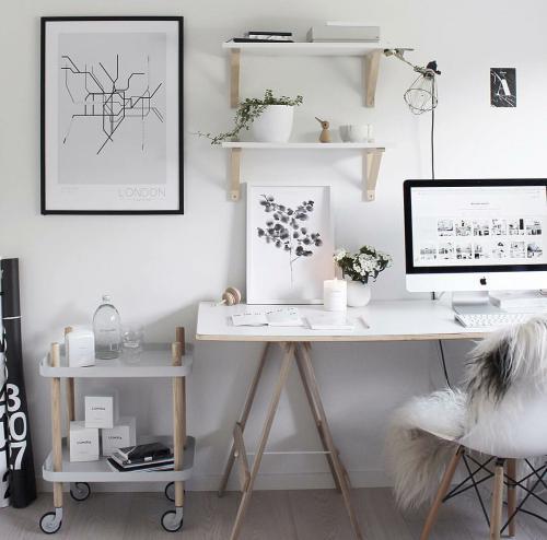 рабочее место, working space