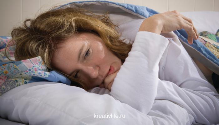 Женщина все тянет на себе, заболела, устала, истощена