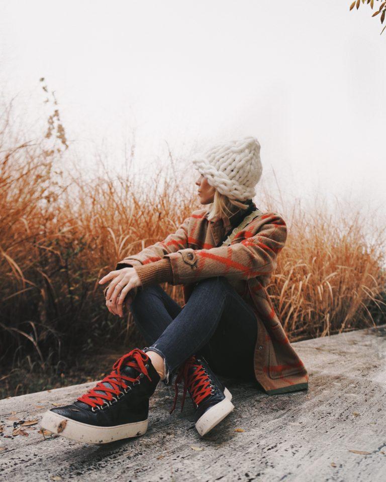 Зимнее вдохновение: новые образы от Mary Seng