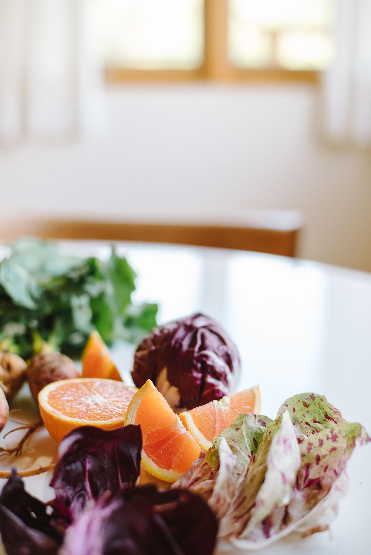 Зимний витаминный салат
